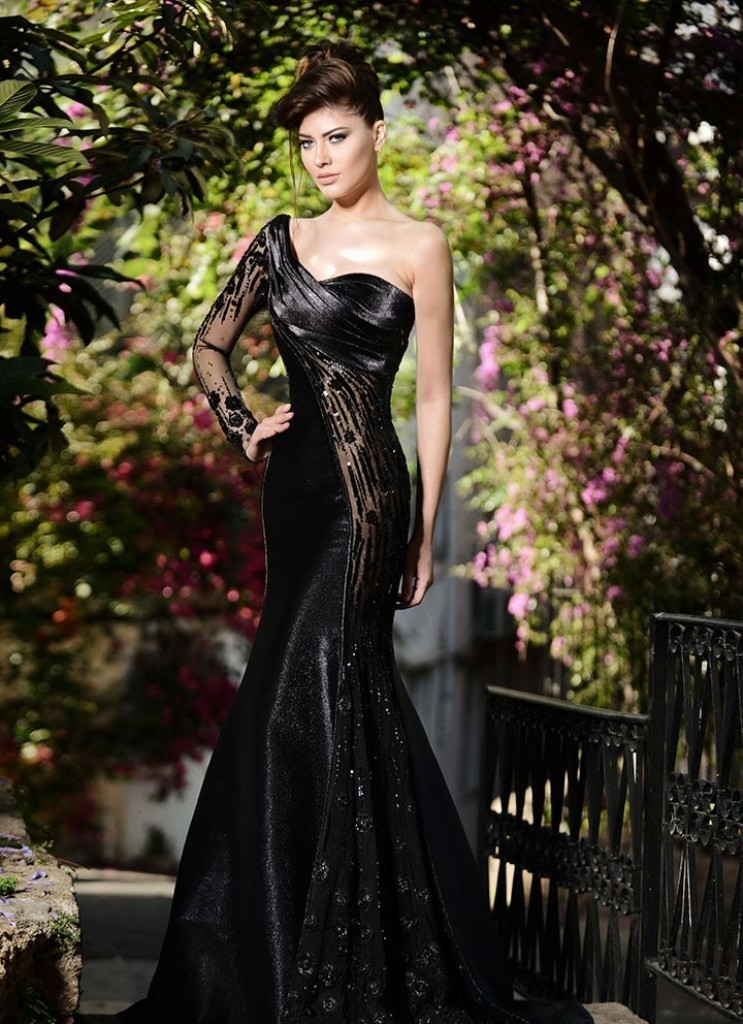 evening-dresses-2016. 76 Marvelous & Stunning Evening Dresses 2017