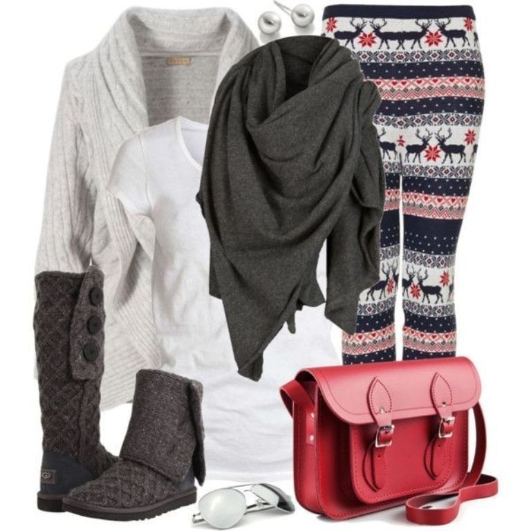 fall-and-winter-outfits-2016-10 79 Elegant Fall & Winter Outfit Ideas
