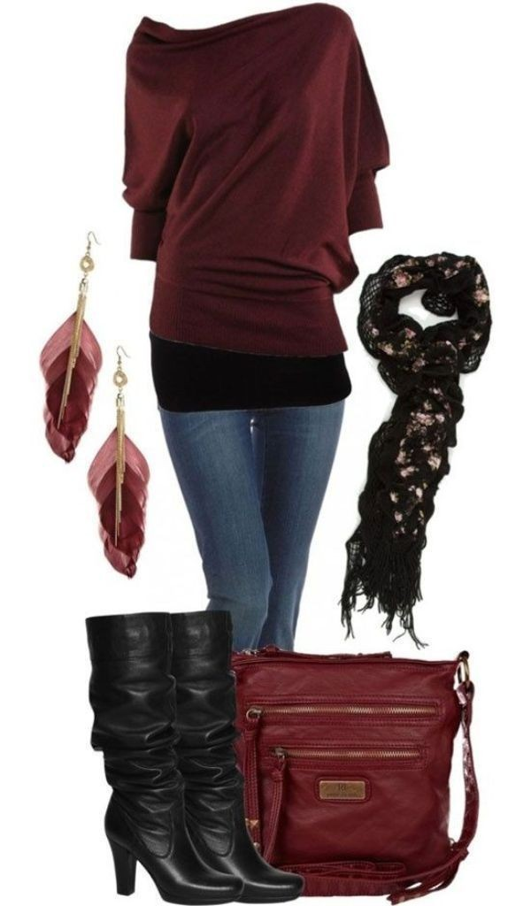 fall-and-winter-outfits-2016-13 79 Elegant Fall & Winter Outfit Ideas