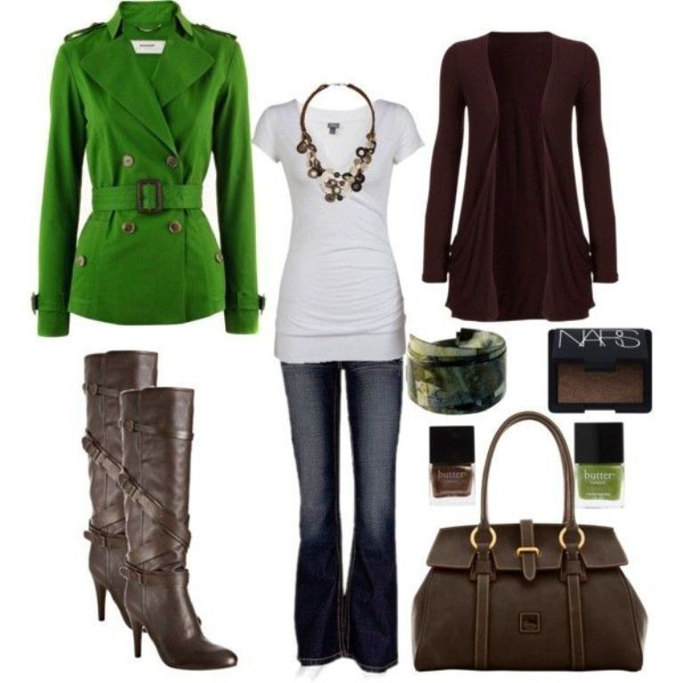 fall-and-winter-outfits-2016-18 79 Elegant Fall & Winter Outfit Ideas