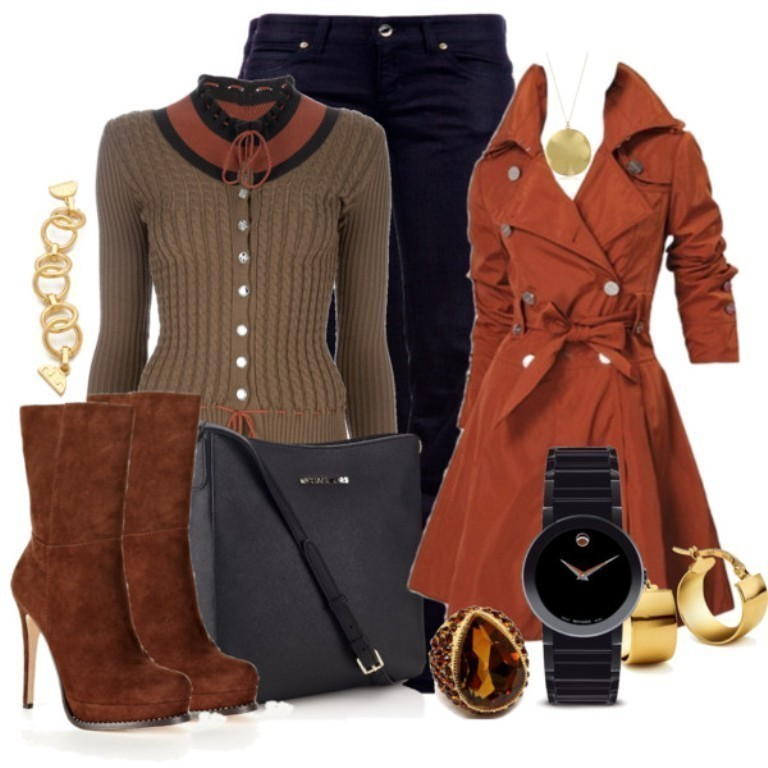 fall-and-winter-outfits-2016-19 79 Elegant Fall & Winter Outfit Ideas