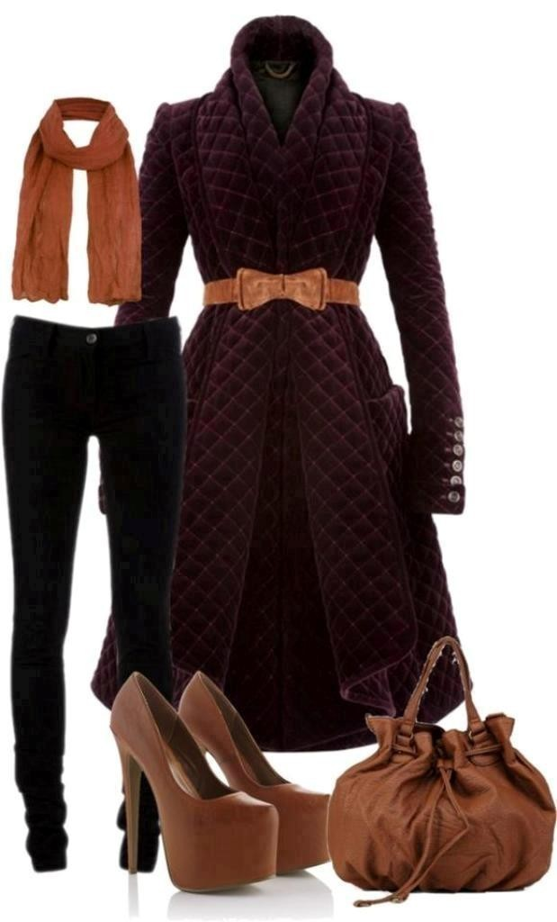 fall-and-winter-outfits-2016-2 79 Elegant Fall & Winter Outfit Ideas