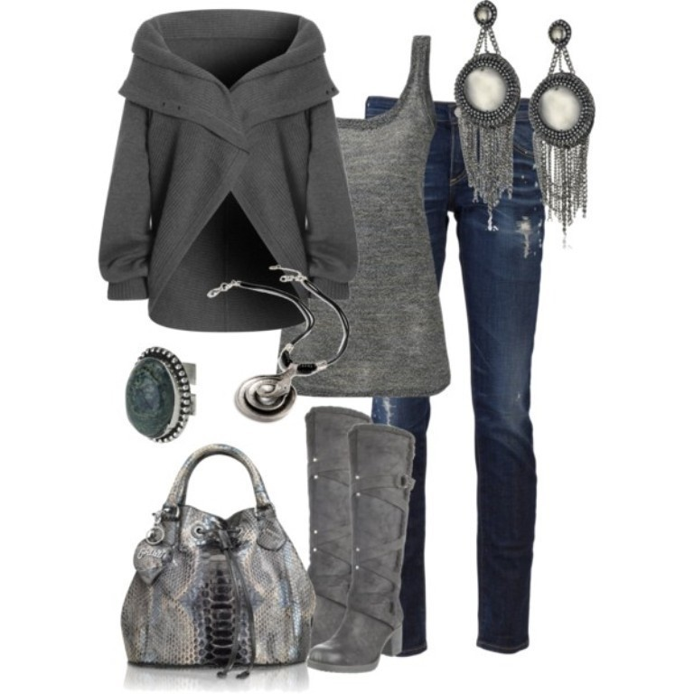 fall-and-winter-outfits-2016-20 79 Elegant Fall & Winter Outfit Ideas