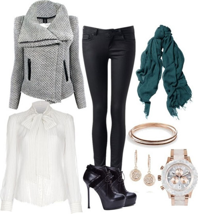 fall-and-winter-outfits-2016-36 79 Elegant Fall & Winter Outfit Ideas