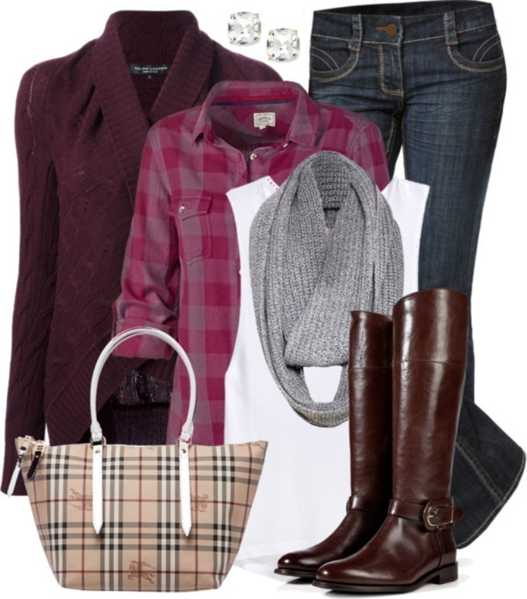 fall-and-winter-outfits-2016-37 79 Elegant Fall & Winter Outfit Ideas