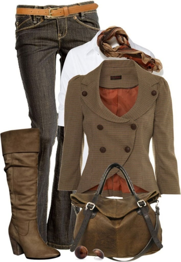 fall-and-winter-outfits-2016-42 79 Elegant Fall & Winter Outfit Ideas 2016