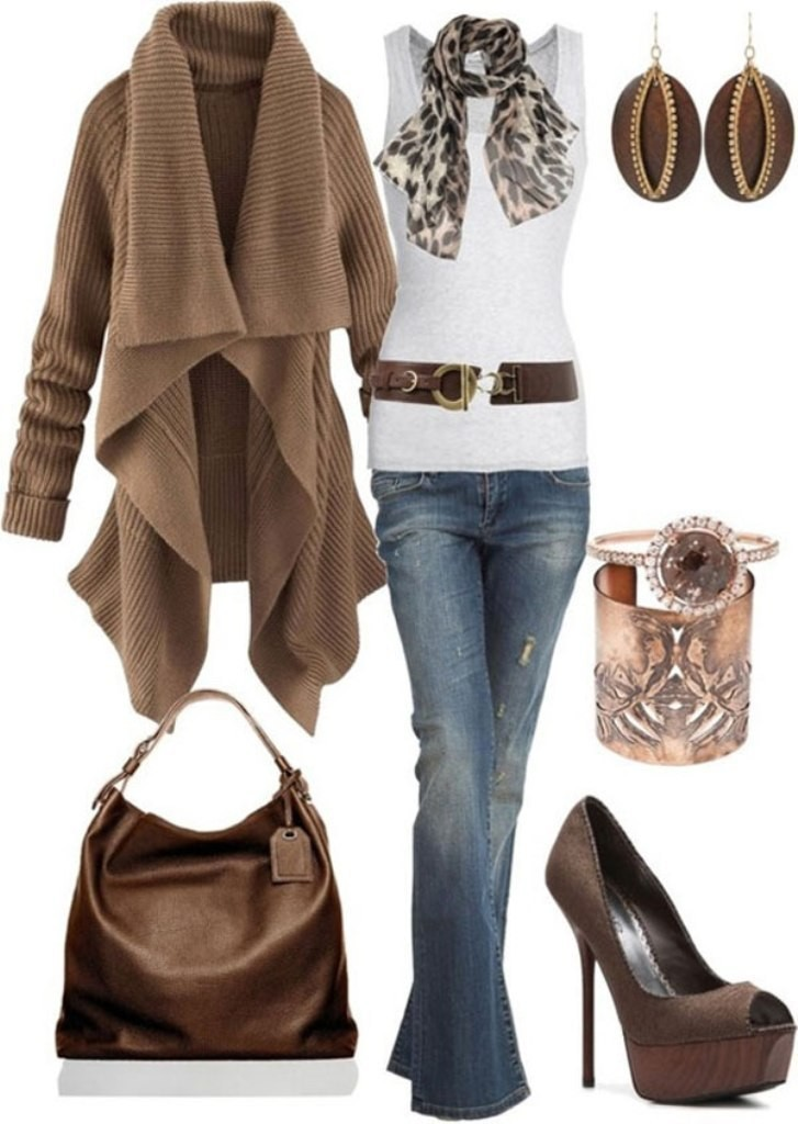 fall-and-winter-outfits-2016-43 79 Elegant Fall & Winter Outfit Ideas