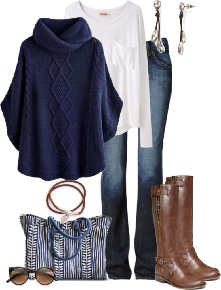 fall-and-winter-outfits-2016-45 79 Elegant Fall & Winter Outfit Ideas