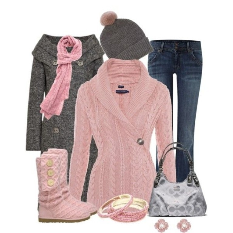 fall-and-winter-outfits-2016-46 79 Elegant Fall & Winter Outfit Ideas