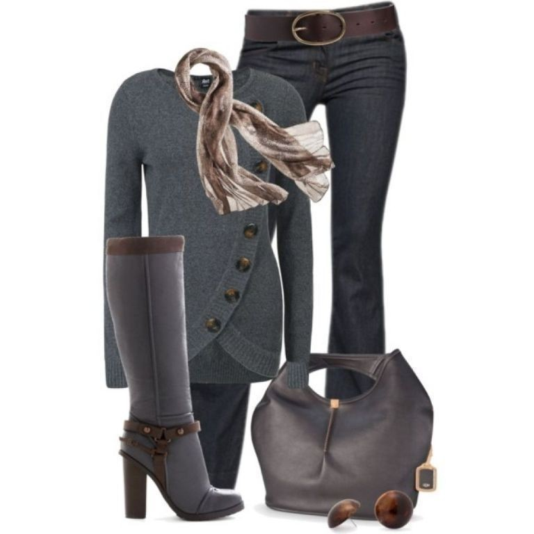 fall-and-winter-outfits-2016-48 79 Elegant Fall & Winter Outfit Ideas 2016
