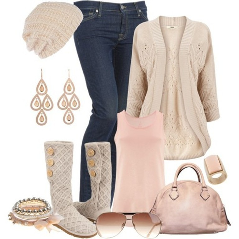 fall-and-winter-outfits-2016-49 79 Elegant Fall & Winter Outfit Ideas