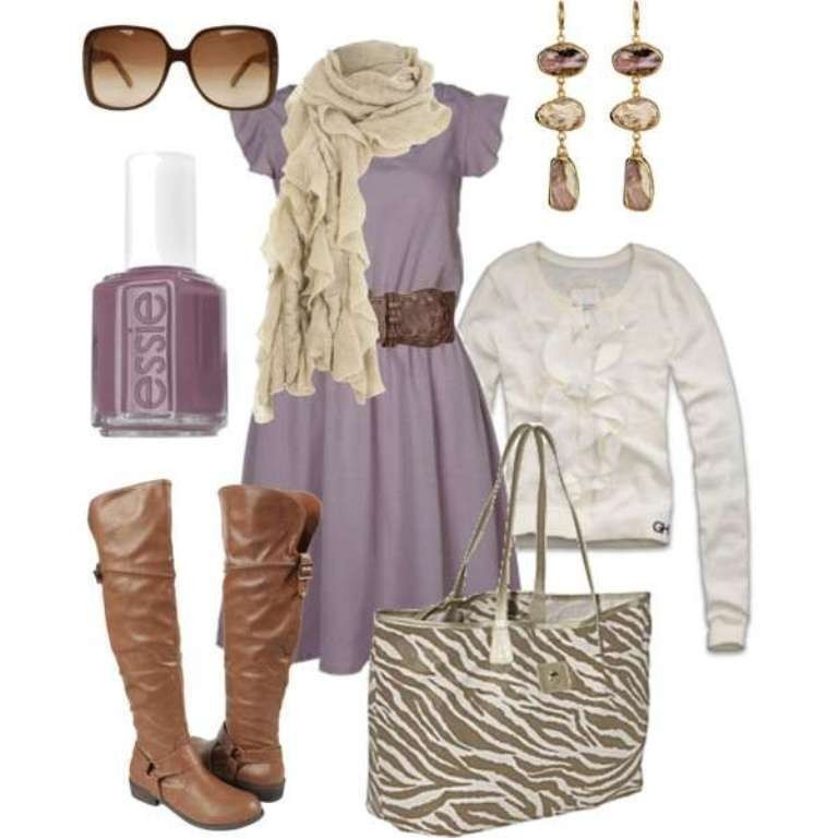 fall-and-winter-outfits-2016-58 79 Elegant Fall & Winter Outfit Ideas