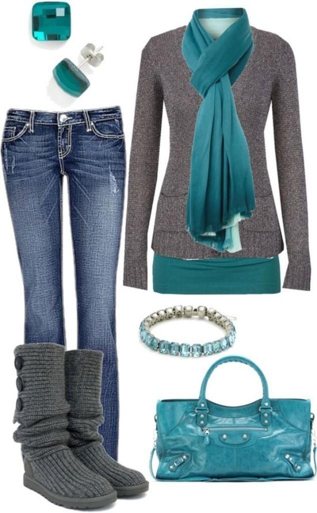 fall-and-winter-outfits-2016-6 79 Elegant Fall & Winter Outfit Ideas