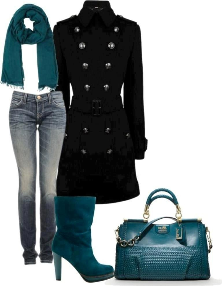 fall-and-winter-outfits-2016-63 79 Elegant Fall & Winter Outfit Ideas