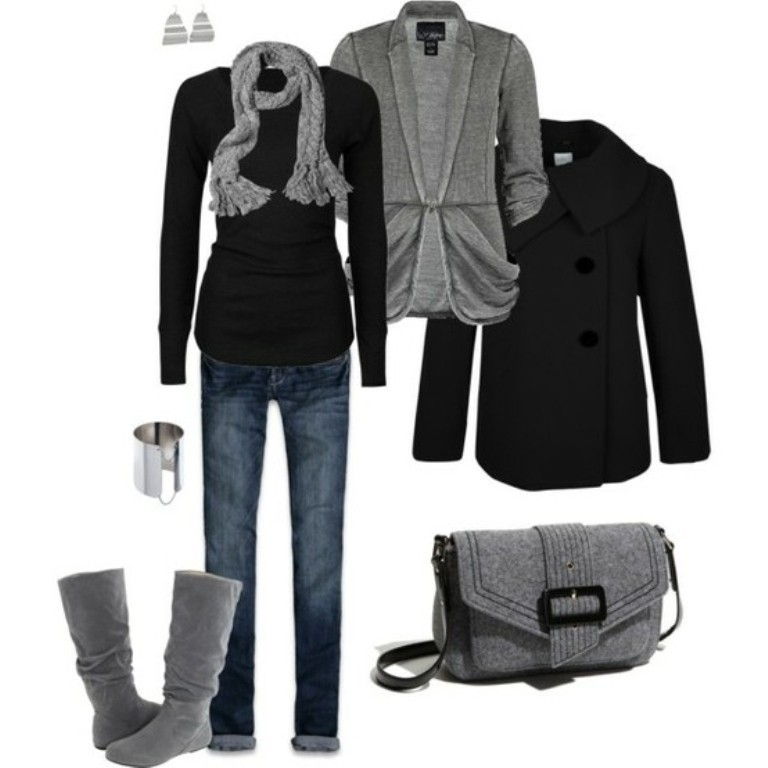 fall-and-winter-outfits-2016-66 79 Elegant Fall & Winter Outfit Ideas