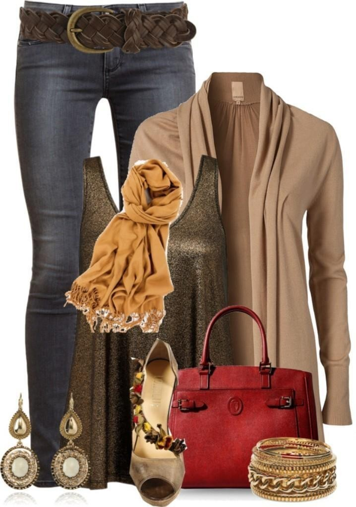 fall-and-winter-outfits-2016-68 79 Elegant Fall & Winter Outfit Ideas 2016