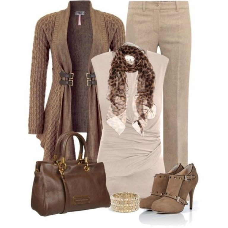 fall-and-winter-outfits-2016-70 79 Elegant Fall & Winter Outfit Ideas