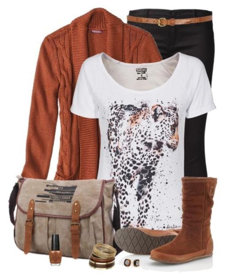 fall-and-winter-outfits-2016-71 79 Elegant Fall & Winter Outfit Ideas