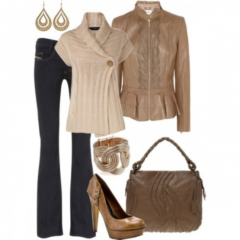 fall-and-winter-outfits-2016-72 79 Elegant Fall & Winter Outfit Ideas