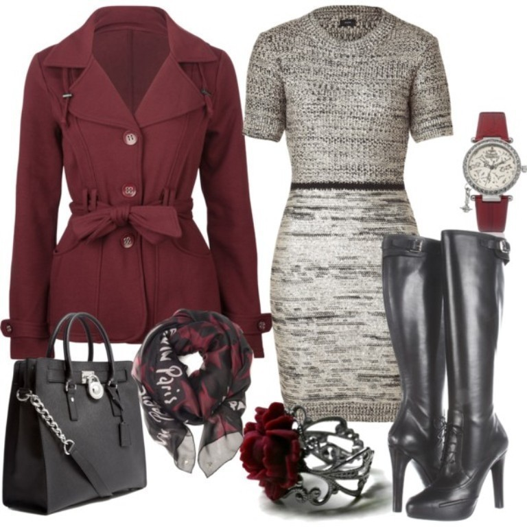 fall-and-winter-outfits-2016-73 79 Elegant Fall & Winter Outfit Ideas