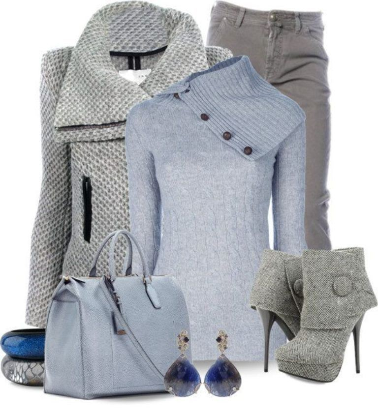 fall-and-winter-outfits-2016-8 79 Elegant Fall & Winter Outfit Ideas