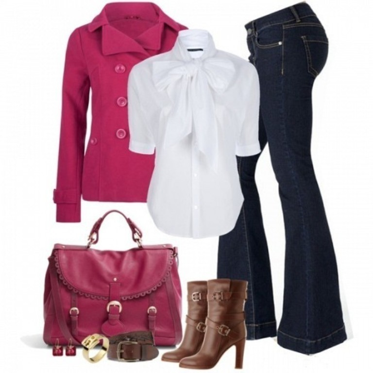 fall-and-winter-outfits-2016-9 79 Elegant Fall & Winter Outfit Ideas