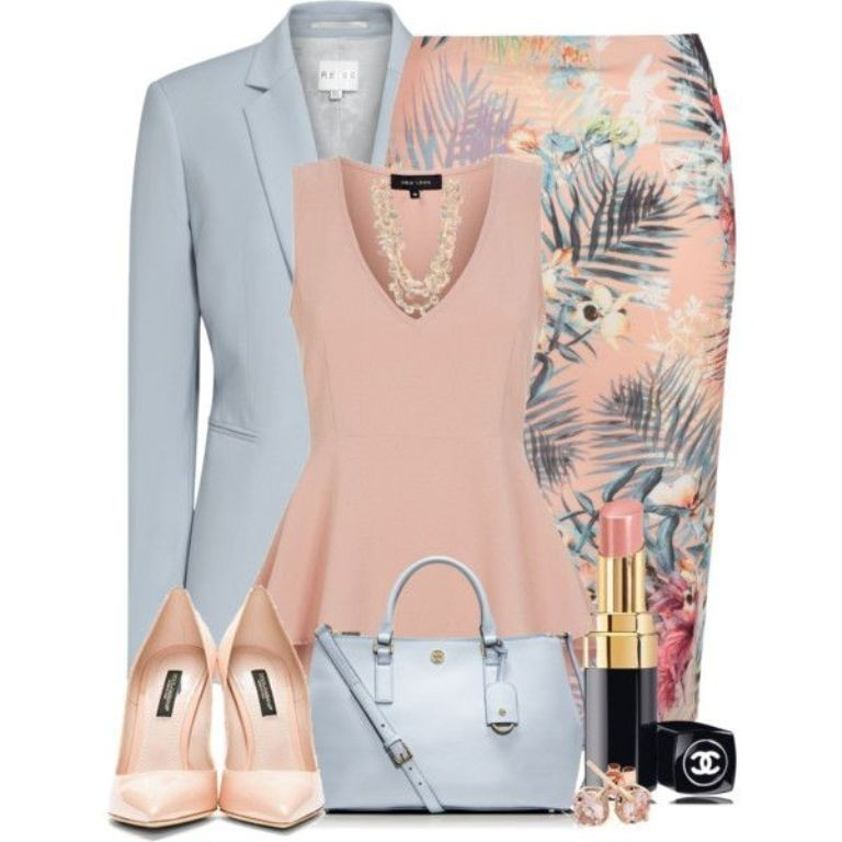 spring-and-summer-outfits-2016-13 75 Hottest Spring & Summer Outfit Ideas 2022