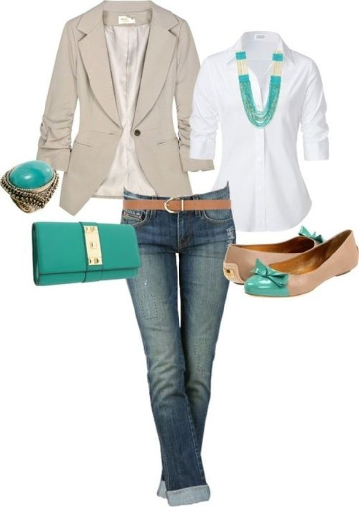 spring-and-summer-outfits-2016-17 81 Stylish Spring & Summer Outfit Ideas 2021