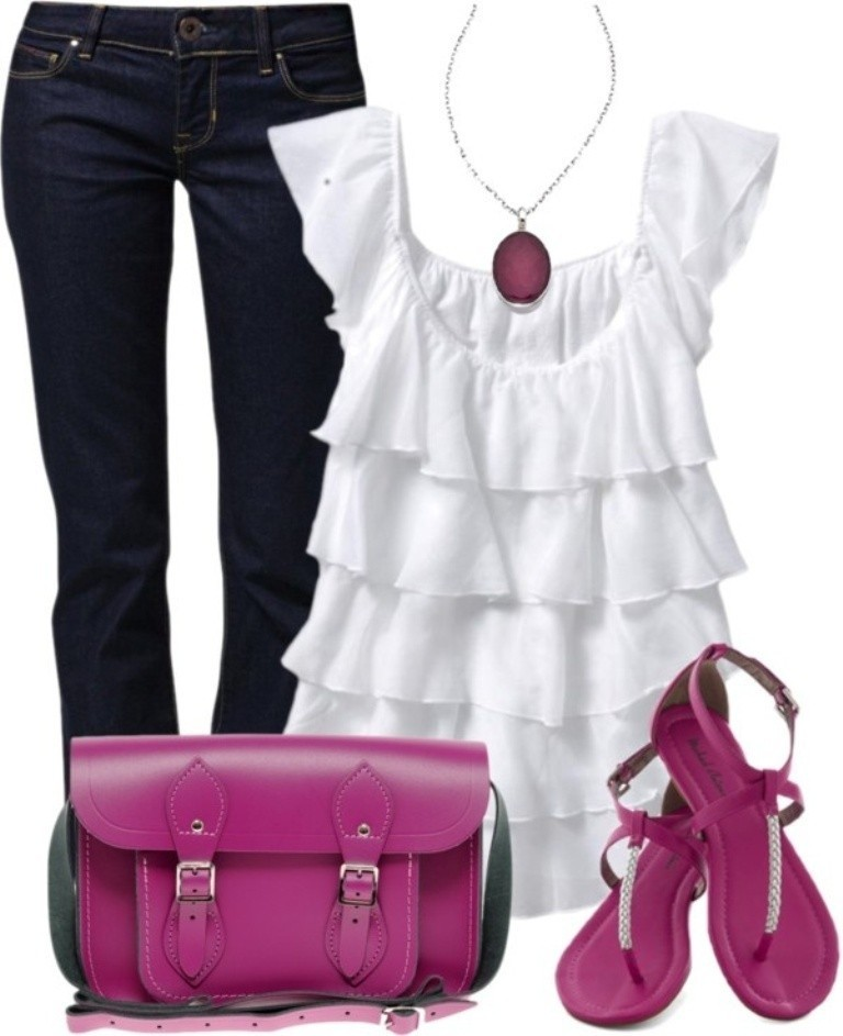 spring-and-summer-outfits-2016-28 75 Hottest Spring & Summer Outfit Ideas 2022