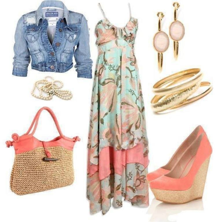 spring-and-summer-outfits-2016-30 75 Hottest Spring & Summer Outfit Ideas 2022