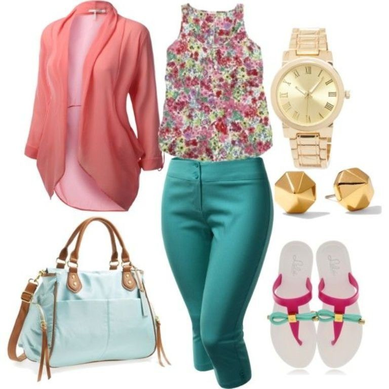 spring-and-summer-outfits-2016-31 81 Stylish Spring & Summer Outfit Ideas 2021