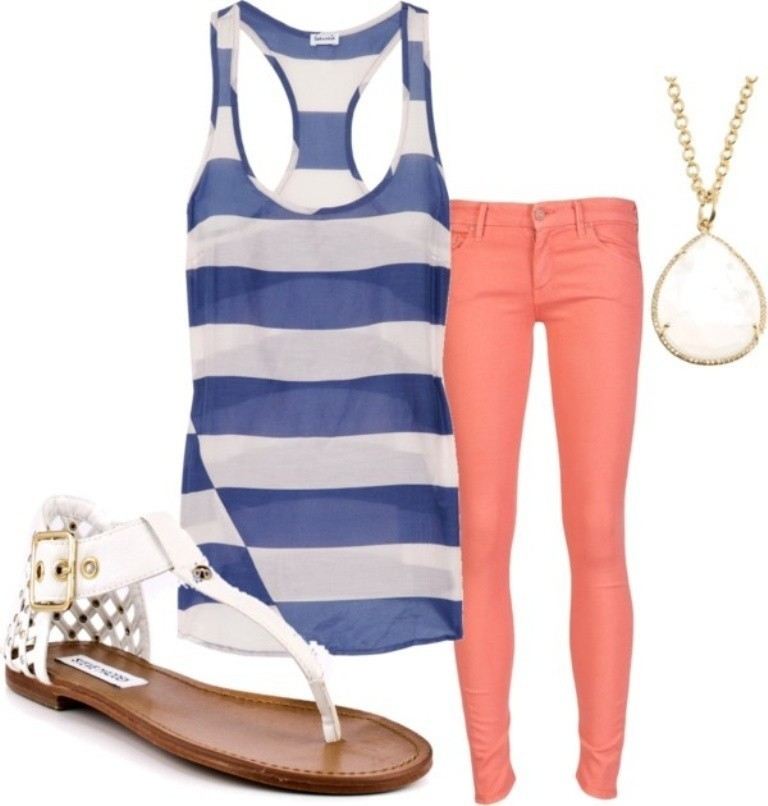 spring-and-summer-outfits-2016-35 81 Stylish Spring & Summer Outfit Ideas 2021