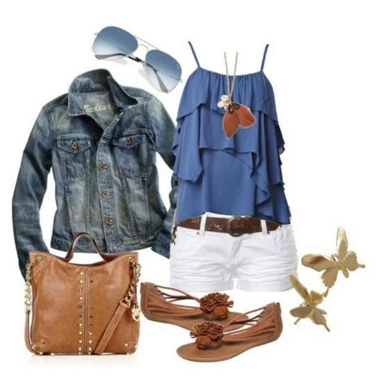spring-and-summer-outfits-2016-40 81 Stylish Spring & Summer Outfit Ideas 2021