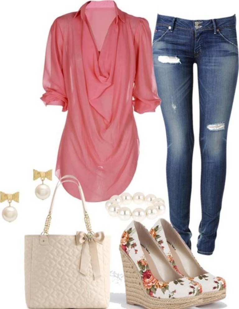 spring-and-summer-outfits-2016-43 81 Stylish Spring & Summer Outfit Ideas 2021