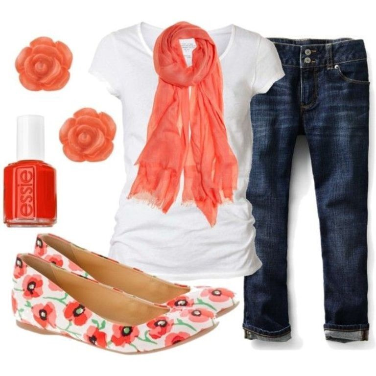 spring-and-summer-outfits-2016-6 81 Stylish Spring & Summer Outfit Ideas 2021