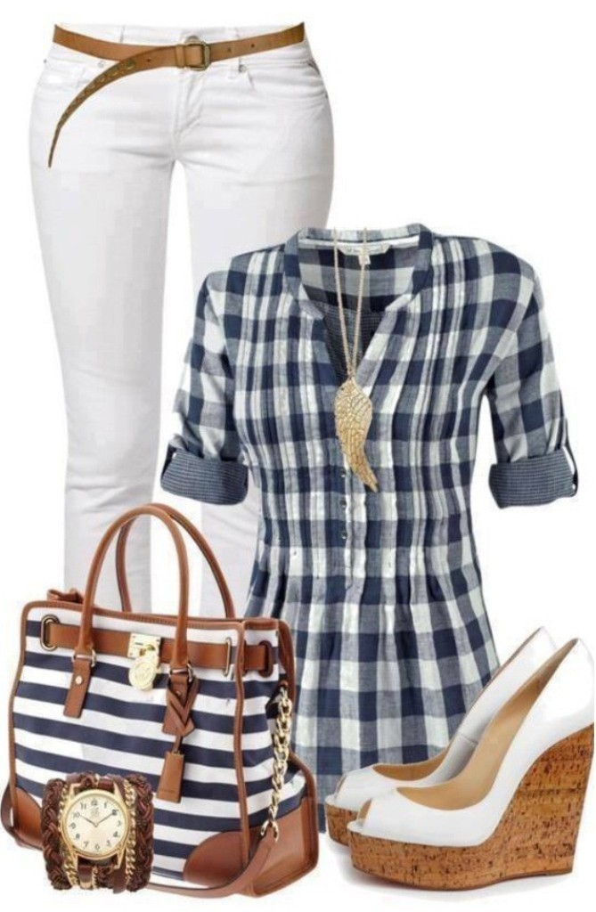 spring-and-summer-outfits-2016-70 75 Hottest Spring & Summer Outfit Ideas 2022