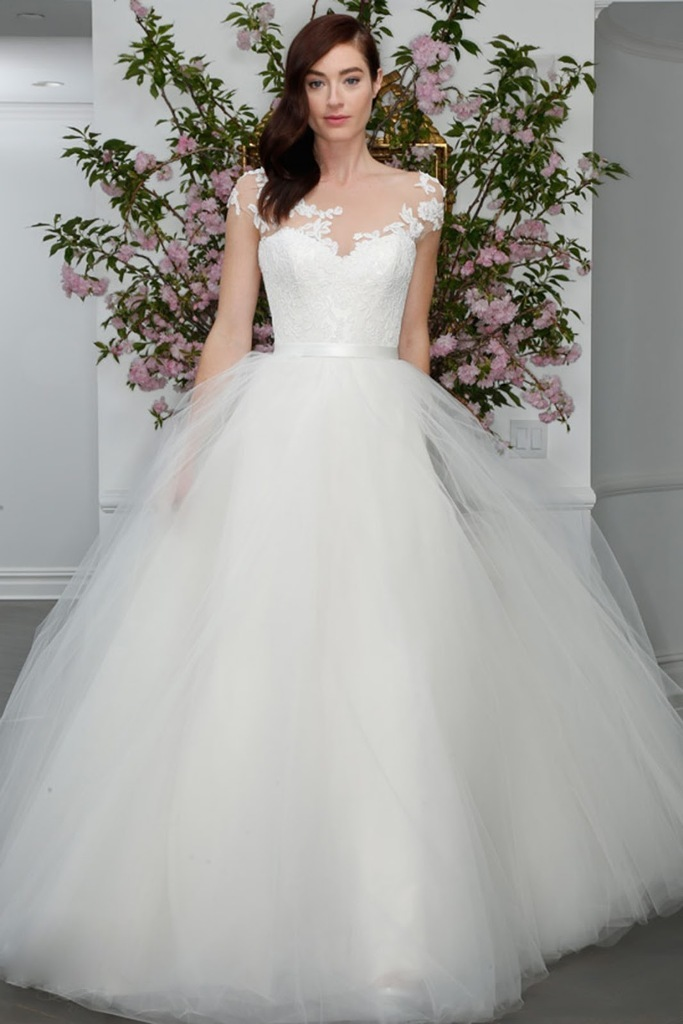wedding-dresses-2016-1 54 Most Breathtaking Wedding Dresses in 2019