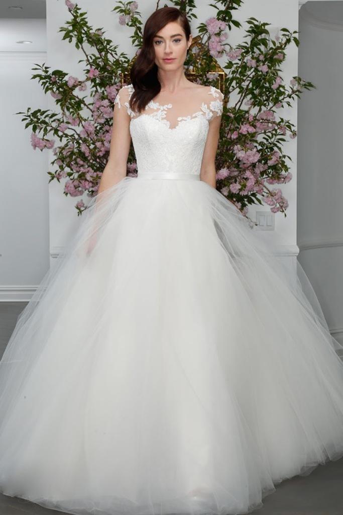 wedding-dresses-2016-1 54 Most Breathtaking Wedding Dresses in 2020