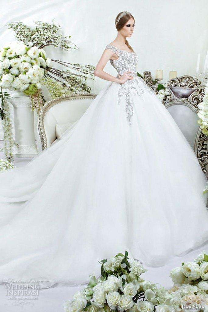 wedding-dresses-2016-10 54 Most Breathtaking Wedding Dresses in 2020