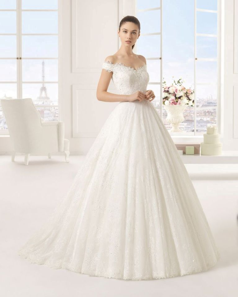 wedding-dresses-2016-16 54 Most Breathtaking Wedding Dresses in 2019