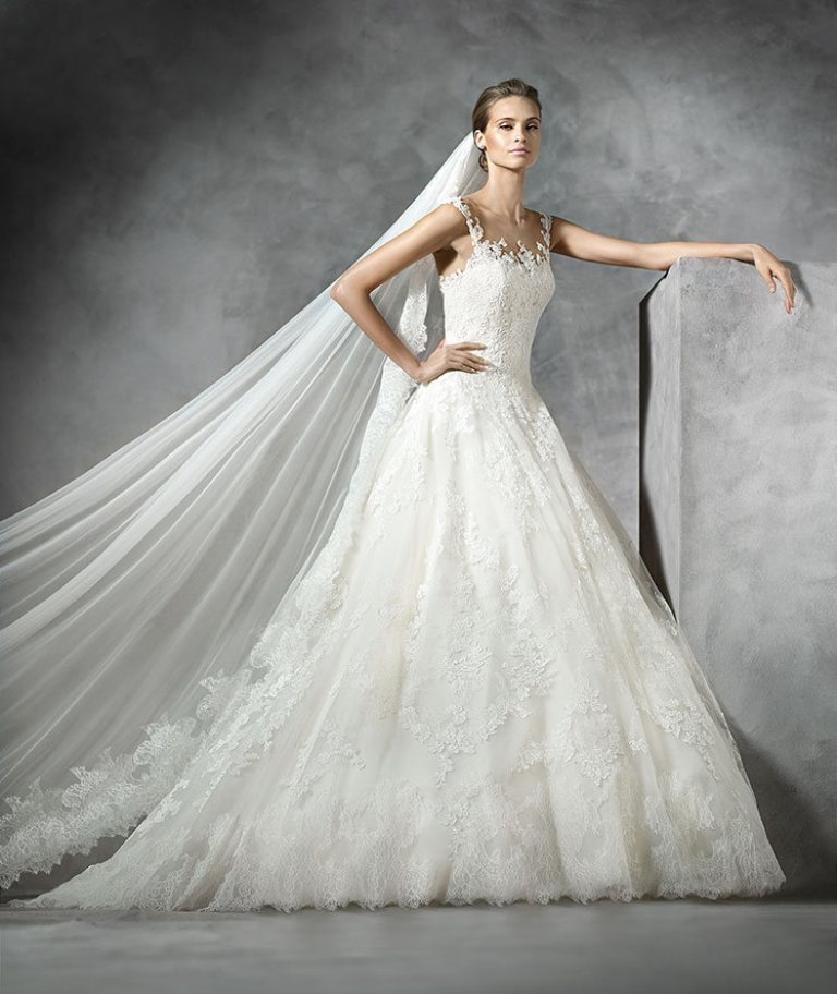 wedding-dresses-2016-20 54 Most Breathtaking Wedding Dresses in 2019