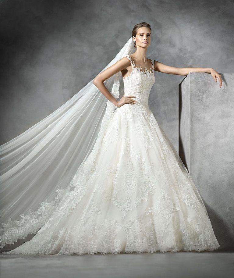 wedding-dresses-2016-20 54 Most Breathtaking Wedding Dresses in 2020