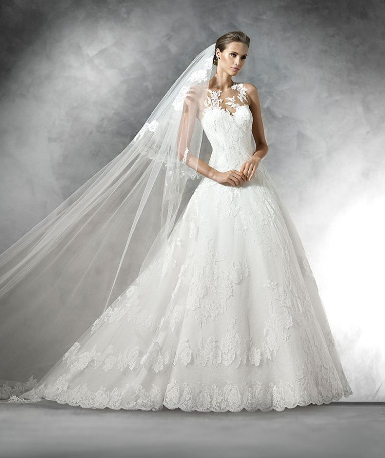 wedding-dresses-2016-22 54 Most Breathtaking Wedding Dresses in 2017