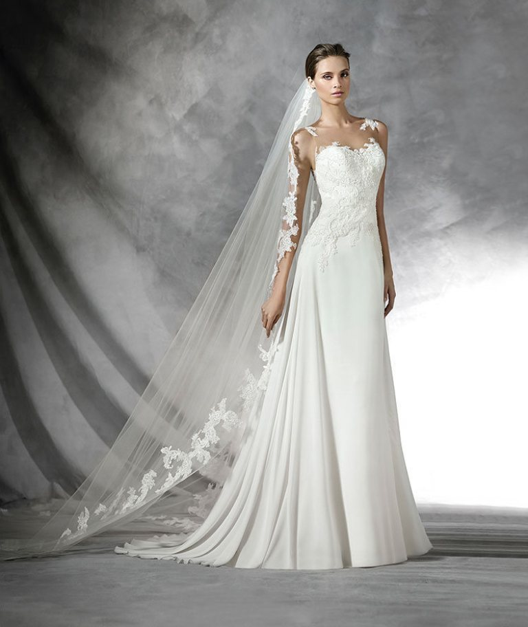 wedding-dresses-2016-23 54 Most Breathtaking Wedding Dresses in 2017