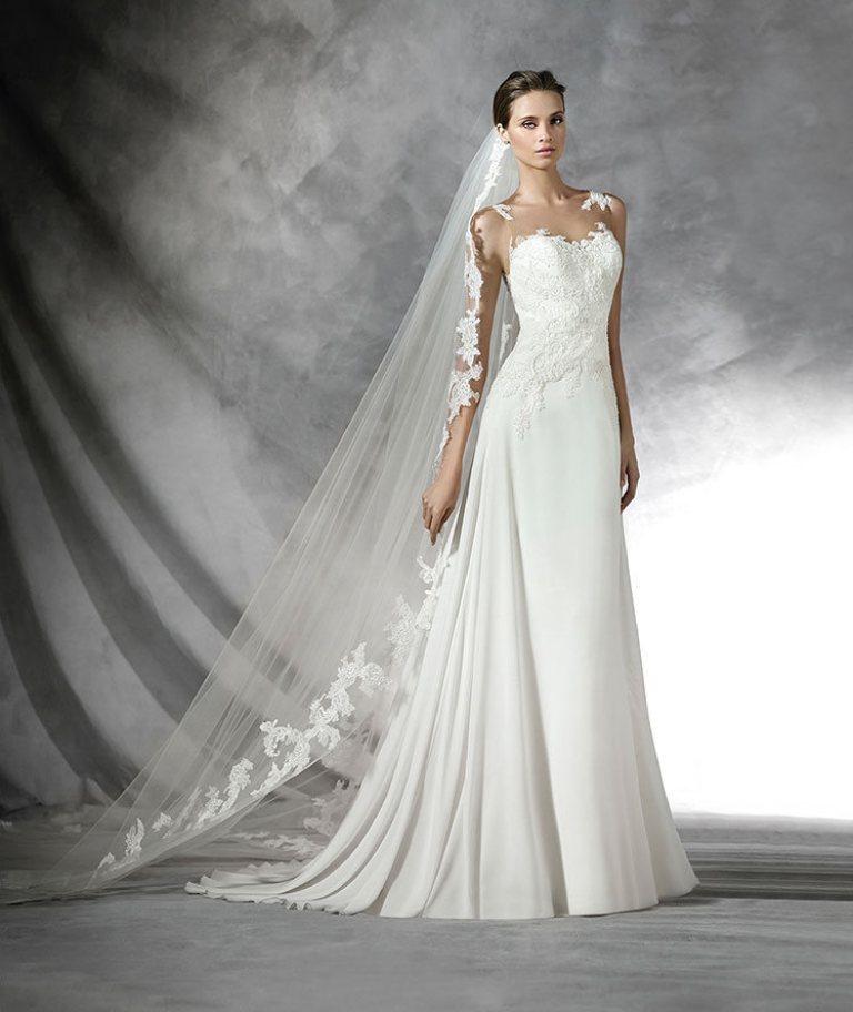 wedding-dresses-2016-23 54 Most Breathtaking Wedding Dresses in 2020