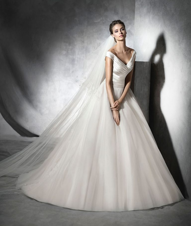 wedding-dresses-2016-25 54 Most Breathtaking Wedding Dresses in 2019
