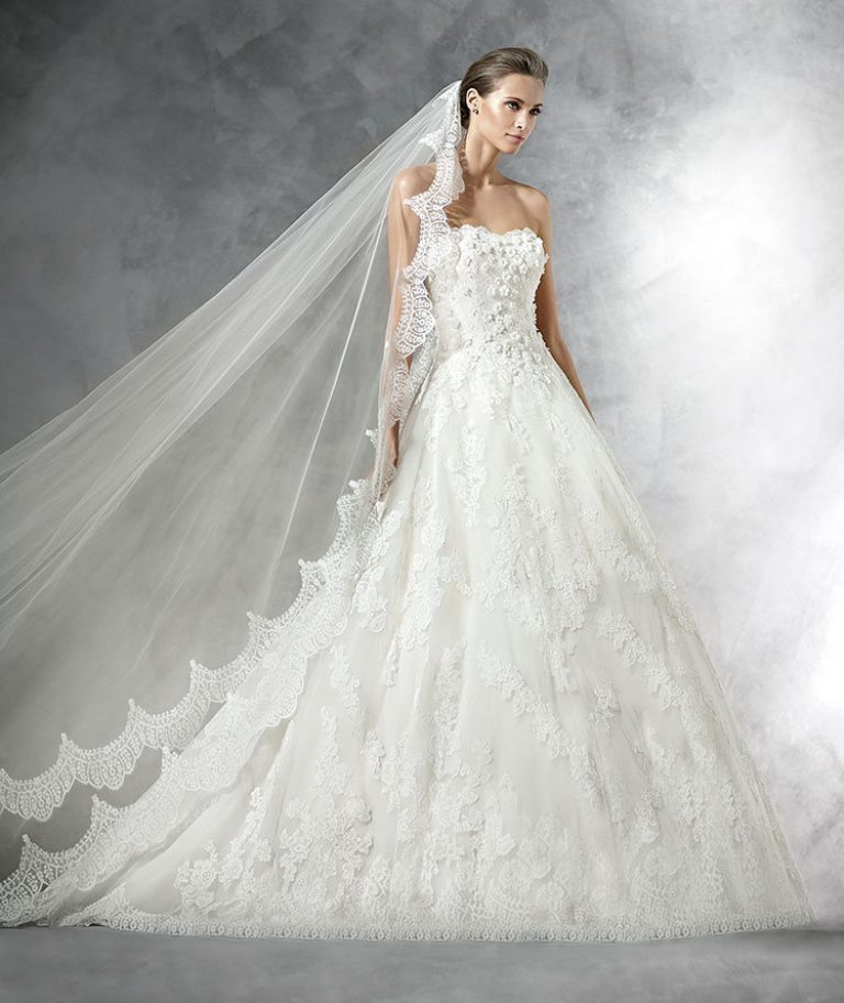 wedding-dresses-2016-26 54 Most Breathtaking Wedding Dresses in 2019