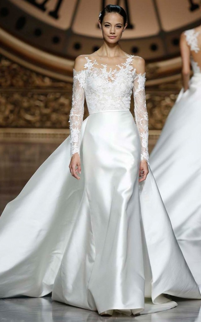 wedding-dresses-2016-33 54 Most Breathtaking Wedding Dresses in 2019