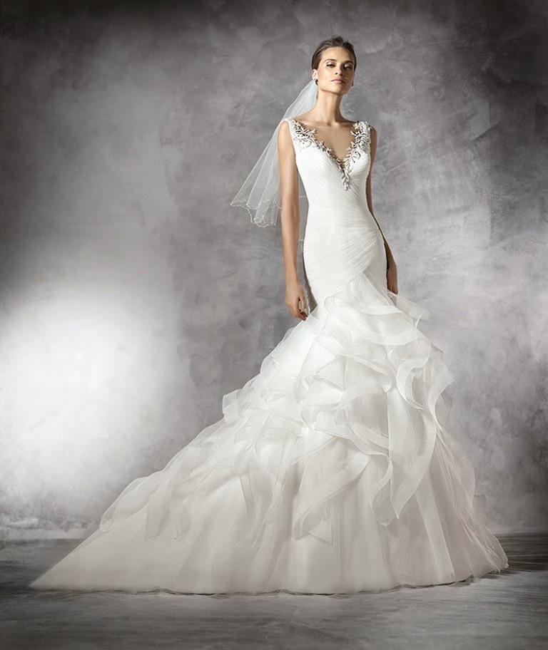 wedding-dresses-2016-36 54 Most Breathtaking Wedding Dresses in 2020