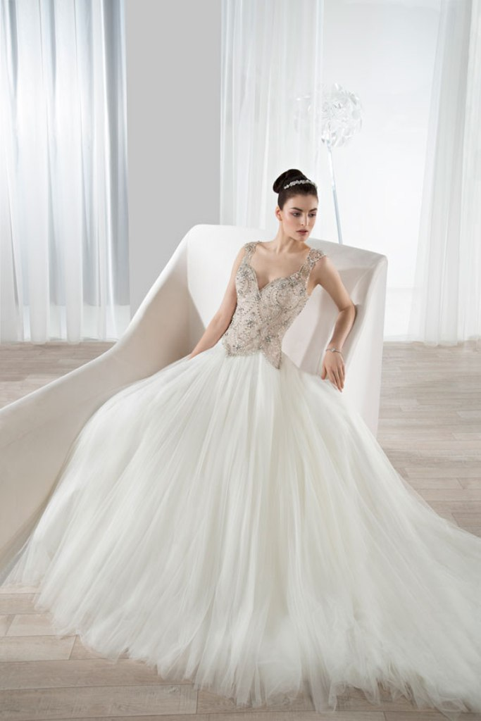 wedding-dresses-2016-37 54 Most Breathtaking Wedding Dresses in 2019